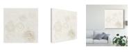 "Trademark Global June Erica Vess Neutral Logic I Canvas Art - 15"" x 20"""