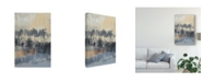 "Trademark Global Jennifer Goldberger Paynes Tree Line I Canvas Art - 20"" x 25"""
