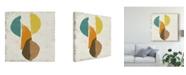 "Trademark Global June Erica Vess Mobile IV Canvas Art - 20"" x 25"""
