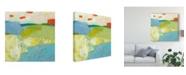 "Trademark Global Sue Jachimiec Keswick V Canvas Art - 15"" x 20"""