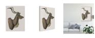 "Trademark Global Naomi Mccavitt Savanna Impressions IV Canvas Art - 15"" x 20"""