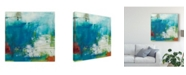 "Trademark Global Sue Jachimiec Hey Day III Canvas Art - 20"" x 25"""