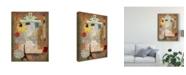 """Trademark Global Sandy Lloyd Collected Autumn III Canvas Art - 15"""" x 20"""""""