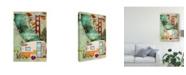 "Trademark Global Sandy Lloyd Ca Girl Canvas Art - 15"" x 20"""