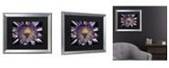 """Trademark Global Kurt Shaffer Night Angel Matted Framed Art - 20"""" x 25"""""""