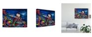 "Trademark Global Linzi Lynn The Embrace Canvas Art - 20"" x 25"""