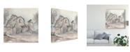 "Trademark Global Chris Paschke Barn V Canvas Art - 27"" x 33"""