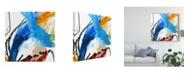 "Trademark Global June Erica Vess Formulation III Canvas Art - 20"" x 25"""