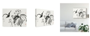 "Trademark Global Nan Rae Lotus Study I Canvas Art - 20"" x 25"""