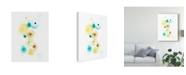 "Trademark Global June Erica Vess Petri I Canvas Art - 20"" x 25"""