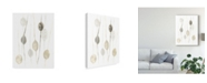 "Trademark Global June Erica Vess Legume I Canvas Art - 15"" x 20"""