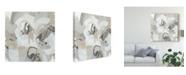 "Trademark Global June Erica Vess Oscillate I Canvas Art - 27"" x 33"""