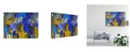 "Trademark Global Erin Mcgee Ferrell May Canvas Art - 37"" x 49"""