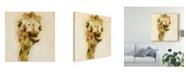 "Trademark Global Ryan Hartson-Weddle Inspektor III Canvas Art - 15"" x 20"""