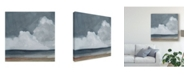 "Trademark Global Emma Scarvey Cloud Landscape I Canvas Art - 15"" x 20"""