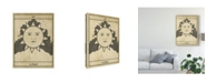 "Trademark Global Emma Scarvey All Hallows Eve Tarot I Canvas Art - 37"" x 49"""