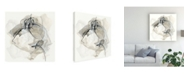 "Trademark Global June Erica Vess Monochrome Diaspora IV Canvas Art - 15"" x 20"""