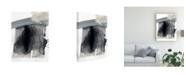 "Trademark Global Jennifer Goldberger Ua Ch Kinetic Grid VIII Canvas Art - 37"" x 49"""