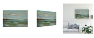 "Trademark Global Silvia Vassileva Emerald Lagoon Canvas Art - 37"" x 49"""