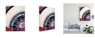 "Trademark Global Dennis Mukai Rims Canvas Art - 20"" x 25"""
