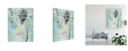 "Trademark Global Naomi Mccavitt Botanical Abstract I Canvas Art - 20"" x 25"""