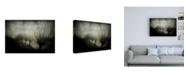 """Trademark Global Jacqueline van Bijnen To be Lost Canvas Art - 19.5"""" x 26"""""""