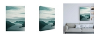"Trademark Global Design Fabrikken Bishop 12 Fabrikken Canvas Art - 15.5"" x 21"""