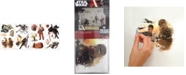 York Wallcoverings Star Wars The Force Awakens EP VII Ensemble Cast P&S Wall Decals