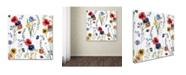 """Trademark Global Color Bakery 'Summer Linen' Canvas Art - 35"""" x 35"""""""