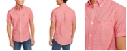 Tommy Hilfiger Men's Slim-Fit Wainwright Short Sleeve Shirt, Created for Macy's
