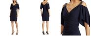 Lauren Ralph Lauren Petite Beaded-Strap Cocktail Dress, Created For Macy's