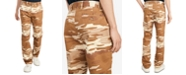 Tommy Hilfiger Men's Custom-Fit Stretch Jason Camouflage Chinos, Created for Macy's
