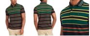 Tommy Hilfiger Men's Drexel Stripe Polo Shirt