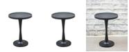Villa2 VILLA 2 Modern Solid Wood Modish End Table