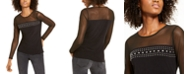 INC International Concepts I.N.C. Illusion Stud Top, Created For Macy's