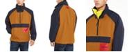 HUGO Boss Men's Half-Zip Colorblocked Jacket