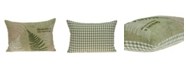 Parkland Collection Eureka Tropical Green Pillow Cover