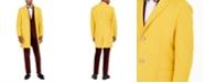 Tallia Men's Solid Overcoat