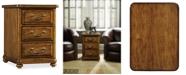 Hooker Furniture Tynecastle Chairside Table