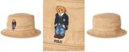 Polo Ralph Lauren Men's St. Andrews Bear Chino Bucket Hat