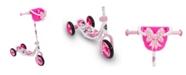 Huffy Minnie Wheel Scooter with Bin