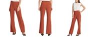 DKNY Knit Straight-Leg Pants