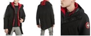 Tommy Hilfiger Men's Tech 3-in-1 Fishtail Parka Jacket, Created For Macy's