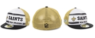 New Era Boys' New Orleans Saints On-Field Sideline Home 59FIFTY-FITTED Cap