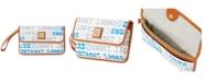 Dooney & Bourke Detroit Lions Doodle Milly Wristlet