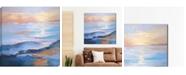 "Paragon Ocean- Gallery Wrap Wall Art, 40"" x 40"""