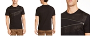 INC International Concepts INC Men's Mesh Zipper T-Shirt, Created For Macy's