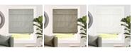 "Chicology Cordless Roman Shades, Blackout Lining Cascade Window Blind, 48"" W x 64"" H"