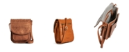 Day & Mood Ebba Leather Crossbody Bag