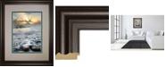 "Classy Art Crash by Celebrate Life Gallery Framed Print Wall Art, 34"" x 40"""